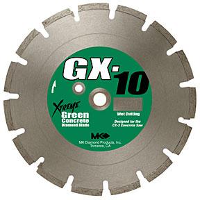 """Mk Diamond Xtreme GX-10 14"""" x .110"""" x 1"""""""