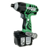Hitachi WH14DL 14.4 Volt Lithium Ion Cordless Impact Driver