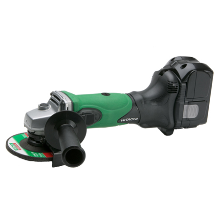 Hitachi G18DL 18Volt 4-1/2 Grinder w/1 3.0Ah Li-Ion Battery