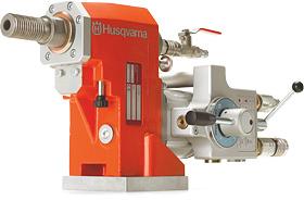 Husqvarna DM 406 HL 6 Speed Hydralic Drill Motor