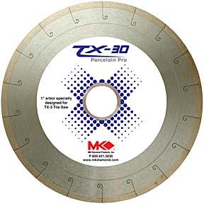 """MK 166967 TX-30 10""""X.060""""X1 TILE BLADE"""