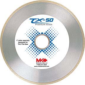 """MK 166969 TX-50 10""""X.060""""X1 TILE BLADE"""