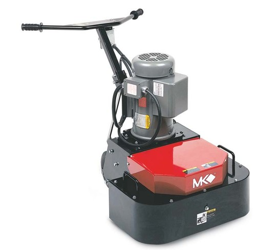 "MK Diamond DDG1.5 Double10"" Grinding Head 1-1/2 Hp Baldor Elec."