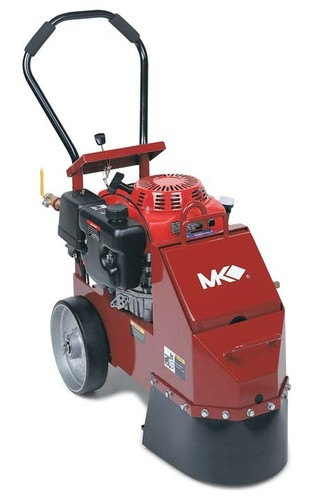 "MK Diamond SDG 11 Single10"" Grinding Head 11 Hp Honda"
