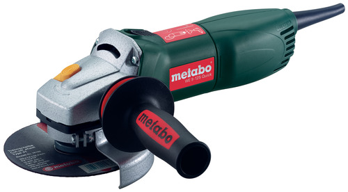 "Metabo 4-1/2""/5"" Grinder WE9-125 Quick7.5 Amp Varible Speed"