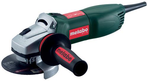 "Metabo 4-1/2"" Grinder W7-115Quick 8 Amp 5/8""X11 Arbor"