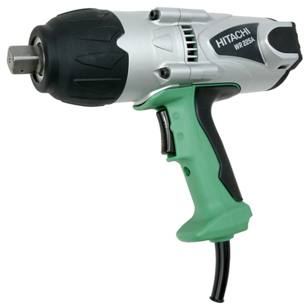 "Hitachi WR22SA 3/4"" Impact Wrench 7.5 Amp 450 ft/lbs"
