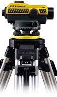 CST/berger 55-SLVP28N SAL 28X Auto Level Kit w/ Tripod & Rod