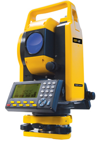 CST/berger 46-DTS05 5 SEC Total Station DW