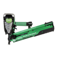 "Hitachi NR90AE 2""-3-1/2"" Full Head Framing Nailer"
