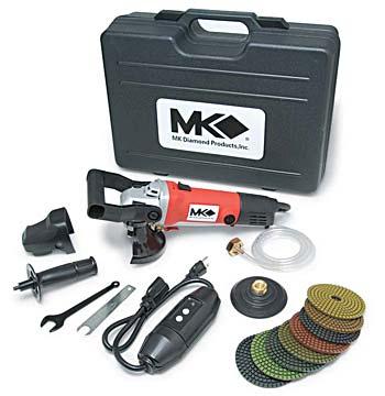 MK Diamond 1503-S Kit Wet Polishing Water Center Feed