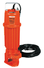 "Multiquip ST2010TCUL 1hp Submersible Pump 2""115V 95 GPM"