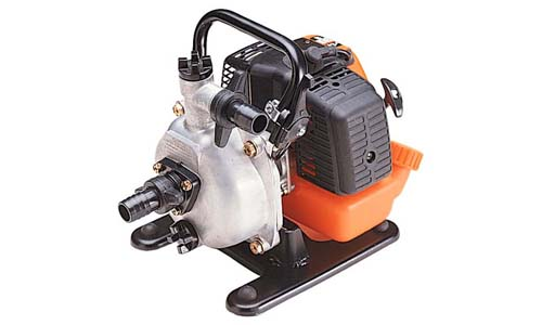 "Tanaka TCP-210 21cc 1900GPH 1"" Water Pump Not Sold In Cailfornia"