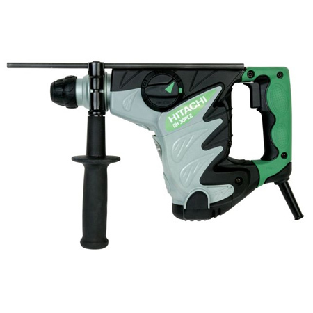 "Hitachi DH30PC2 1-3/16"" SDS PLUS Rotary Hammer"