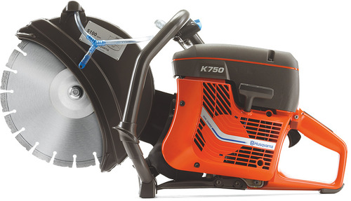 "Husqvarna K760 14"" Cut Off Saw OilGaurd"