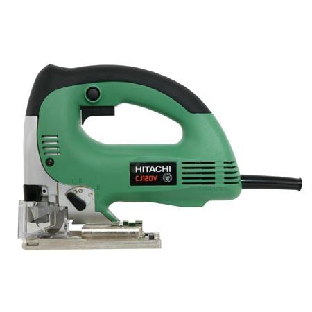 Hitachi CJ120V Electronic, Variable Speed, Orbital Jig Saw