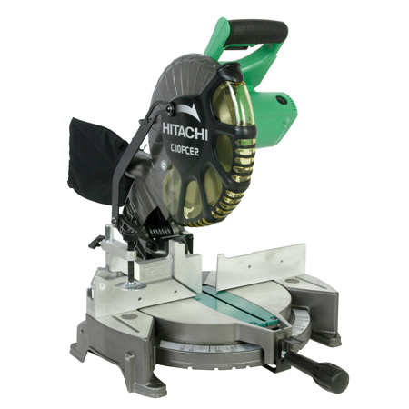 "Hitachi C10FCE2 10"" Compound Miter Saw"