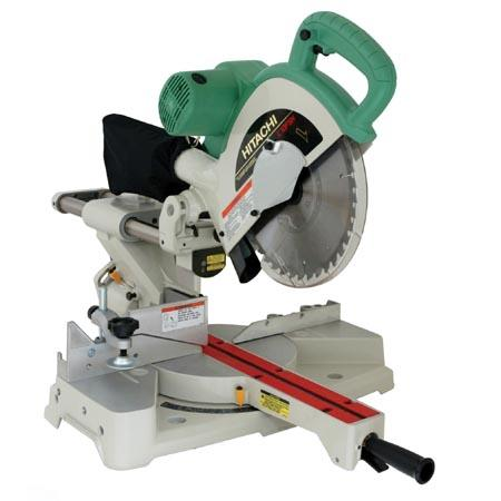 "Hitachi C10FSH 10"" Sliding Dual Compound Miter Saw"