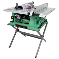 "Hitachi C10RB 10"" Professional Grade Portable Jobsite Table Saw"