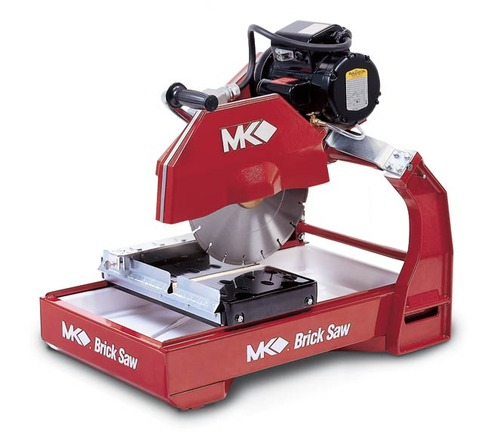 "MK Diamond 2001 14"" Masonary Saw W/Blade & Stand"