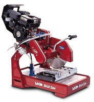 MK Diamond 2006R Gas Brick Saw