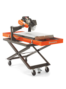 Husqvarna Stonematic TS 250 XS Item 2 hp Tile Saw