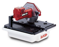 MK Diamond MK-170 Wet Cutting Tile Saw