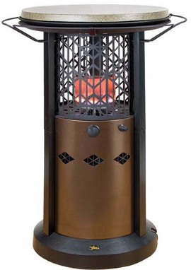 Bistro Table Patio Heater