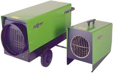 Patron E40 440V 3Ph 40KW 133,000 BTU/HR 750 CFM