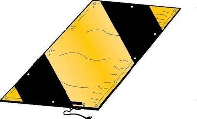 Patron Concrete Curing Blanket 9'X1' 110V 18 AMP