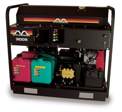 MiTM HS-3505-OMGH 4.7 GPM Hot Pressure Washer