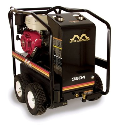 MiTM HSP-3004-3MGH 3.5 GPM Hot Water Pressure Washer