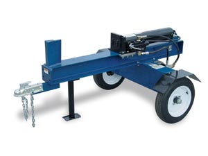 Iron & Oak BHH2003 20Ton Horizontal 6Hp Robin