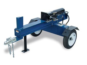 Iron & Oak BHH3003 30 Ton Horizontal 9 Hp Robin