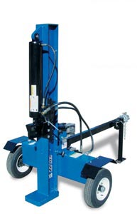 Iron & Oak BHVH2609 26Ton Vertical Horiz 9HP Robin Elec Start