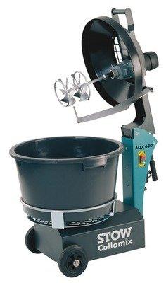 Stow Collomix POX600 Rotating Bucket Mixer 17 Gal 110V