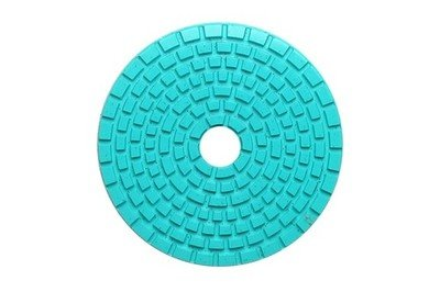 Debel Wet Polishing Pad 30 Grit LT Green