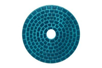 Debel Wet Polishing Pad 50 Grit Green