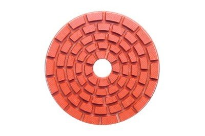 Debel Wet Polishing Pad 600 Grit Orange
