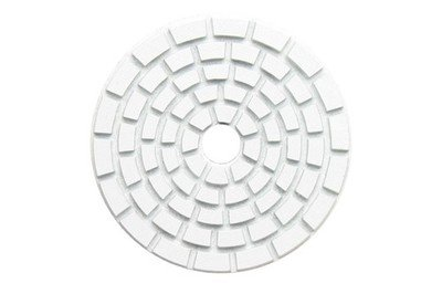 Debel Wet Polishing Pad 800 Grit White
