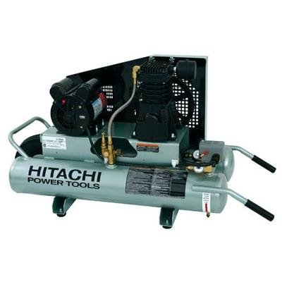 Hitachi EC189 Oil Lubricated 1.5hp Electric Air Compressor