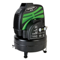 Hitachi EC79 Oil-Free Portable 1 hp Electric Air Compressor