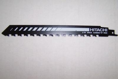 Hitachi Masonry Sawsall Blade 9