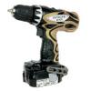 Hitachi DS14DFL 14.4V Cordless Lithium Ion Driver Drill W/2 Batt