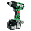 Hitachi WH18DL 18-Volt Lithium Ion Cordless Impact Driver