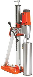 Husqvarna DMS 240 Core Drill Rig Includes Vac PumpW/O Bit