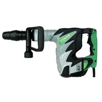 Hitachi H60MRV 20 lb Demolition Hammer Featuring IDI Technology