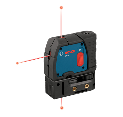Bosch 3 Point Self Leveling Alignment Laser t