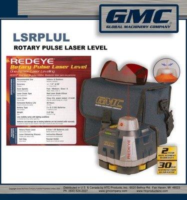 GMC Rotary Pulse Laser