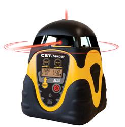 CST/berger ALGR Detctor Package Horiz/Vert Dail-In Rotary Laser